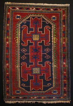 *yahsi-rugs* Alter Teppich Sammler Carpet Rug *TOP*