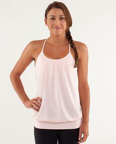 Love the PINK No Limits Lulu Tank