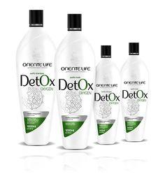 Detox, limpeza e força