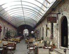 Old Agora, Louli Arcade, Ioannina  ( Hellas)