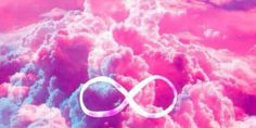 #pink #white #purple #infinity #clouds #twitter #tumblr #header