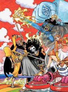 One Piece Crew, One Piece World, Otaku Anime, Anime Art, Akuma No Mi, One Piece Series, Manga Anime One Piece, One Piece Pictures, Nico Robin