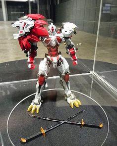 Leo Convoy (Gundam) (Transformers)