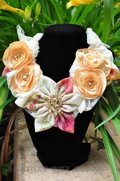 Bib Necklace#Repin By:Pinterest++ for iPad#