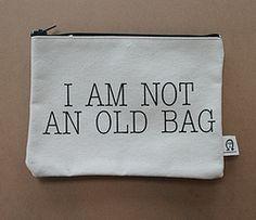 CLUTCH - old bag