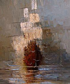 Justyna Kopania  I love this painting.. I wish it were mine.. :)