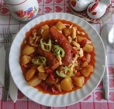 Hungarian food | http://pinterest.com/annemariecrump/hungarian-food/