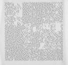 """Taylor, author of the 2014 book """"When the Computer Made Art: The Troubled History of Computer Art,"""" on the past, present and future of digital art. Example Of Abstract, Abstract Art, Abstract Paintings, Art Génératif, Illustrations, Illustration Art, Generative Kunst, Site Art, Ink Link"""