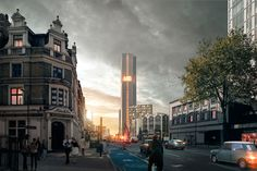"Check out my @Behance project: ""Stratford Tower"" https://www.behance.net/gallery/37633043/Stratford-Tower"