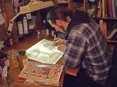Interview with Benjamin Harff, upcoming Tolkien illustrator and creator of the Edel-Silmarillion