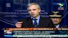 Gobierno boliviano resolvió conflictos con éxito: García