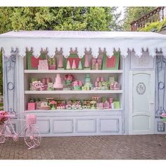 Laduree party inspiration for your next event.