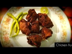 SHADIYON WALA CHICKEN FRY. Easy yet delicious..authentic method! - YouTube Fried Chicken, Tandoori Chicken, Fries, Make It Yourself, Ethnic Recipes, Easy, Youtube, Food, Kitchens