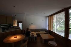 House in Tamagawajosui 2008|玉川上水の家 堀部安嗣