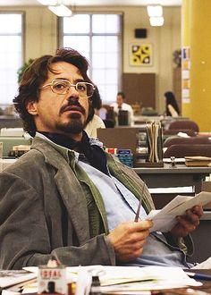 """Robert Downey Jr. in """"Zodiac"""""""