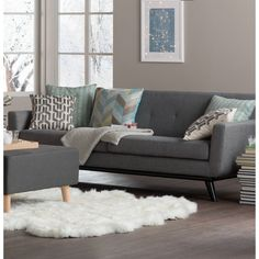 Langley Street Carnmore Sofa & Reviews | Wayfair