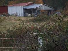 Ranch barn on Circle G Ranch