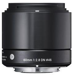 Sigma 60/2.8 DN - Objetivo (SLR, 8/6, 0.5 m, 60.8 mm, 46 mm, 55.2 mm) B00CMRTXVQ - http://www.comprartabletas.es/sigma-602-8-dn-objetivo-slr-86-0-5-m-60-8-mm-46-mm-55-2-mm-b00cmrtxvq.html