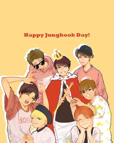 This is a little late but HAPPY BIRTHDAY KOOKIE!!!! <3