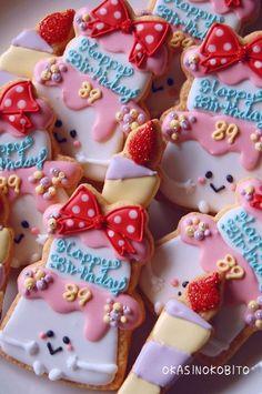 アイシングクッキー | アイシングクッキーおかしのこびとのブログ