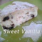 Muffin cake pere e cioccolato