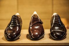 Q & A with PG Editors : What's the difference between John Lobb, London and John Lobb, Paris Shoes? via @parisiangent