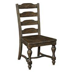 Kincaid Artisan Shoppe Ladderback Side Chair - Set Of 2 KC-90-4209-2
