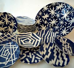 Marie Thurman ceramics