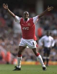 the one and only ian wright Arsenal Players, Arsenal Football, Arsenal Fc, Football Players, Ian Wright, English Premier League, World Of Sports, Old Boys, All Star