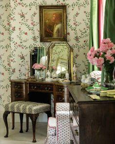 Duchess Debo's home