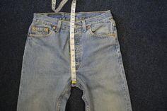 Dating vintage Levis jeans