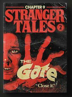 Stranger Things 2 VHS