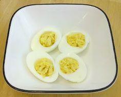 P2 Deviled Eggs