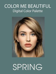 New from Color Me Beautiful, worlds leading authority on color - Digital Shopping Guide for Springs. Unsure of your season? Take the Color Quiz. Color Quiz, Best Lipsticks, Color Profile, Color Me Beautiful, Online Coloring, Online Shopping Clothes, Swatch, Digital, Spring