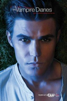 Stefan The Vampire Diaries Poster
