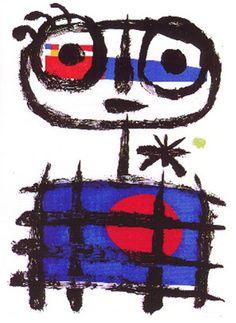 Το σώμα μου και ο Joan Miro body