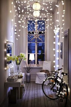 Virlova Interiorismo: [Deco] Ideas decorativas de Navidad para espacios pequeños