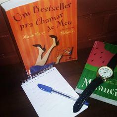 Livro: Um bestseller para chamar de meu  #desafiodecola #30ideias30dias