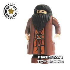 LEGO Harry Potter Minifigure – Hagrid