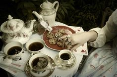 Welcome To My Teaparty by KellyAliceLoliCotton on DeviantArt