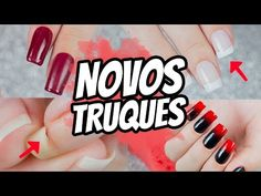 Vania Perrota shared a video Manicure, Acrylic Nails At Home, Tips Belleza, Pink, Youtube, Confidence, Hacks, Fitness, Nail Tutorials