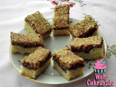 undefined Hungarian Cake, Hungarian Recipes, Poppy Cake, Torte Cake, Biscotti, French Toast, Muffin, Food And Drink, Cooking Recipes
