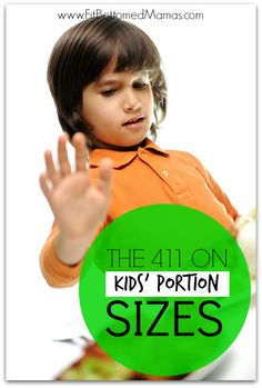 """The 411 on the size of some so-called """"kid's meal"""" portions."""
