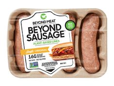 Products - Beyond Meat - Go Beyond® Sausage And Peppers, Stuffed Peppers, Fresh Turkey, Nut Allergies, No Bake Snacks, Bratwurst, Cooking Instructions, Plant Protein, Sausage Recipes