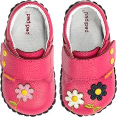 #pediped Aryanna Fuchsia #fashion #2015