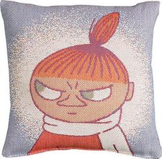 There are so many fabulous Moomin things out there. Little My Pillow, £27