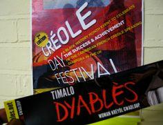 J'ai présenté Dyablès, mon roman en créole guadeloupéen, lors de la deuxième édition du Creole Day 2015 à Londres. Un moment très enrichissant.