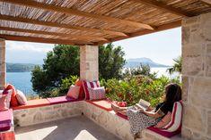 Crete, Pergola, Villa, Outdoor Structures, Patio, Outdoor Decor, Home Decor, Decoration Home, Room Decor