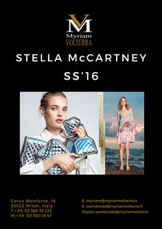 True celebration of summer with our exclusive deals on Stella McCartney SS'16 bags, shoes & accessories! luxuryitalianbrands.com