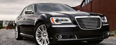 The outer appearance of the 2013 Chrysler 300 is sleek and sophisticated. It comes with chrome exhaust tips, jeweled C-shaped LEDs and 8 unique wheel choices.